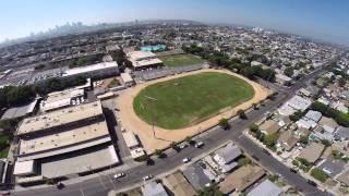 Roosevelt High School Boyle heights California Los Angeles Erick Molinar 08-08-2014