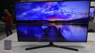SAMSUNG RU7400: 4K Fernseher für Einsteiger (Lineup 2019)