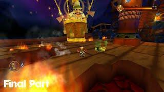 Kao Challengers PSP - First Air Balloon Boss Ever ? - Final Part