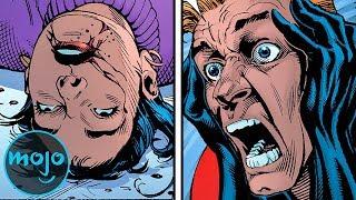 Top 10 Darkest Superhero Storylines