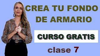 FONDO DE ARMARIO PERFECTO CLASE 7 LOOKS CON BASICOS CURSO DE MODA TU ASESORA DE MODA