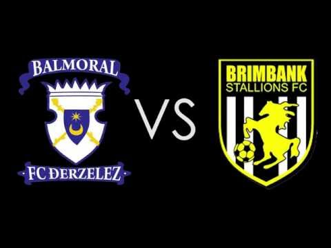 Balmoral FC vs Brimbank Stallions FC - Round 13 - Match Highlights