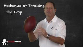 The Best QB Throwing Mechanics Video Ever Made