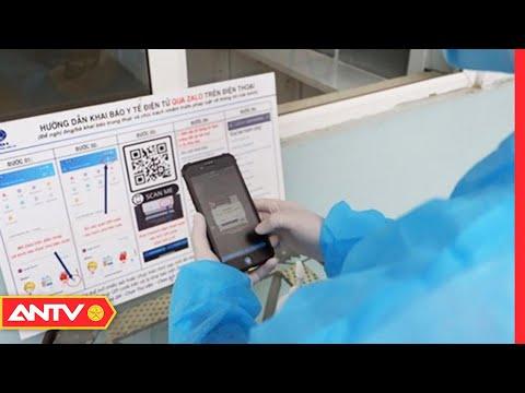 Triển khai ứng dụng công nghệ trong phòng chống dịch | ANTV