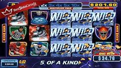 Break Away Slot Bonus Big Win - BestSlotsCanada.com