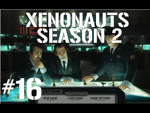 XENONAUTS |SEASON 2| EPISODE 16: Mighty Thick Malasses
