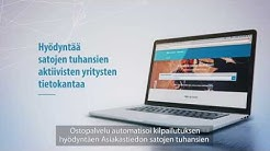 Suomen Asiakastieto Oy:n Ostopalvelu