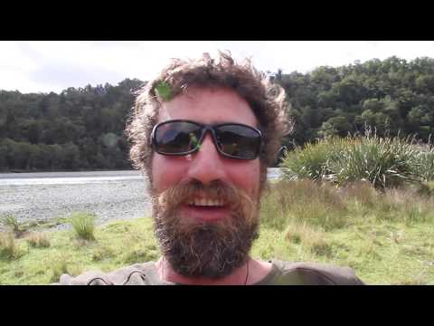 Premium Rod and Rifle Rafting Expedition into Fiordland with Josh James deer hunting
