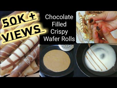 home-made-chocolate-filled-crispy-wafer-rolls-on-stove-top-/-വേഫർ-റോൾ-സ്റ്റോവ്-ടോപ്പിൽ-ഉണ്ടാക്കിയാലോ
