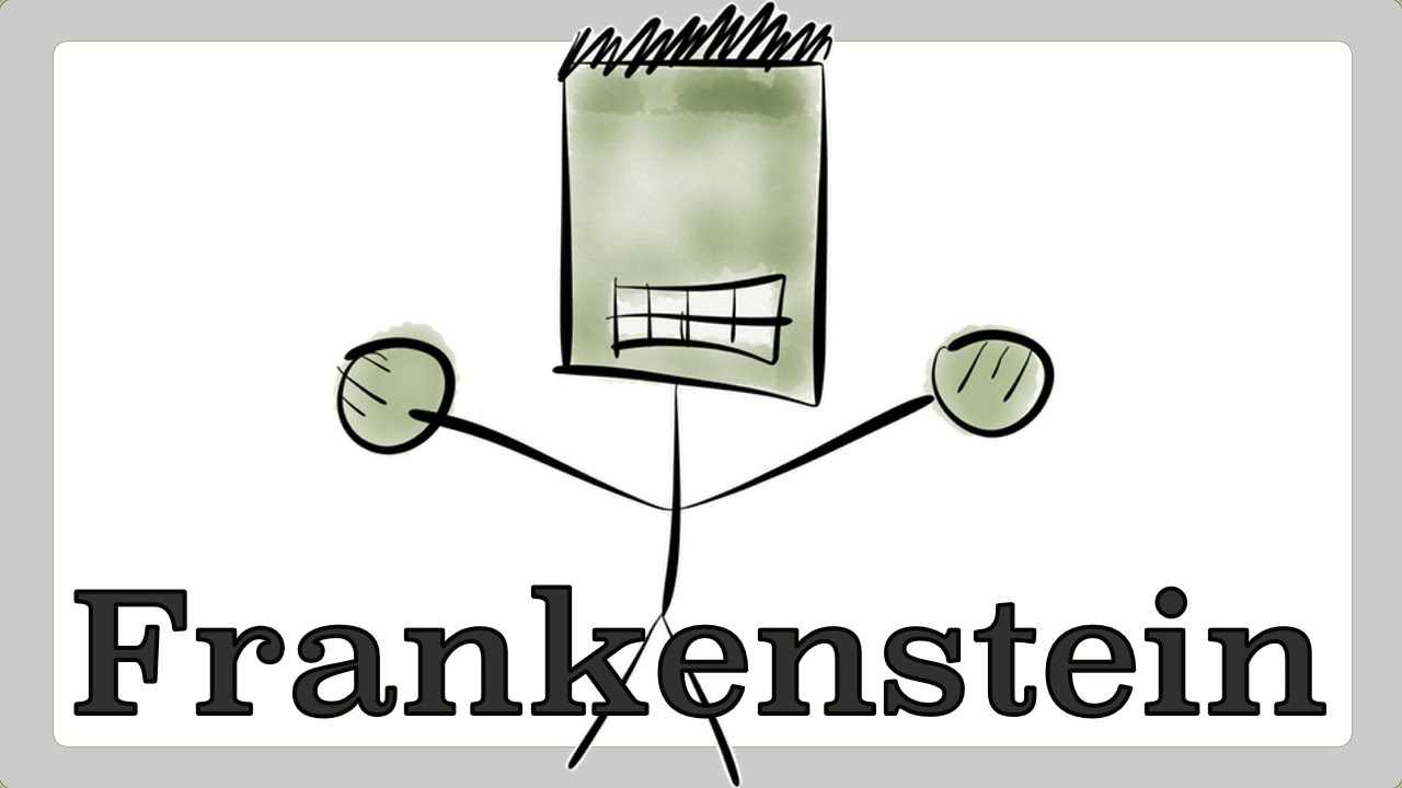 Book report of frankenstein