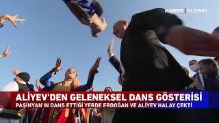 Cıdır Ovası'nda Aliyev ve Erdoğan, Paşinyan'a Nasıl Dans Edilir Gösterdi!