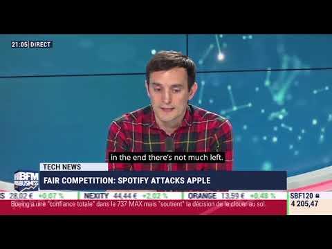 Apple : debate on antitrust violation grows Mp3