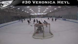 2018-2019 #30 Veronica Heyl GY 2018 Carolina Lady Eagle Highlights