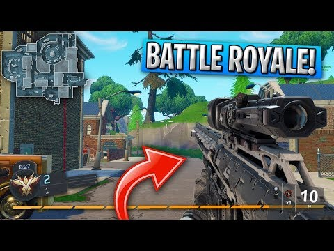 S NEBA PA U REBRA | Call of Duty ima najbolji Battle Royale !?