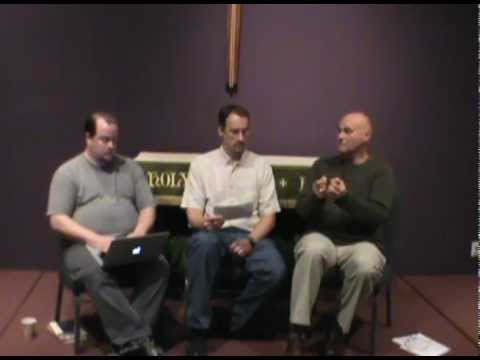 Christian/atheist discussion on prayer & meditation (part 1 of 3)