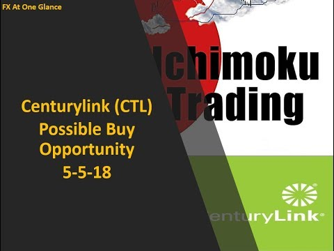 Centurylink CTL Possible Buy Opportunity 5 5 18