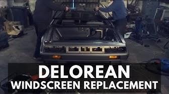 DeLorean Windscreen Replacement