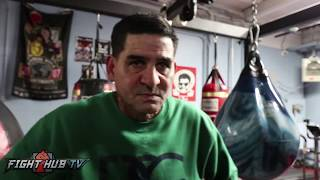 "Angel Garcia defends Keith Thurman for not fighting Errol Spence ""He"