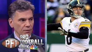 AFC Playoff Picture: Pittsburgh Steelers loss opens door for TEN | Pro Football Talk | NBC Sports