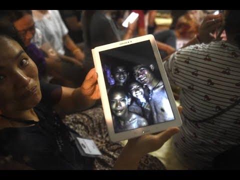 Como está sendo o resgate de jovens presos em caverna na Tailândia