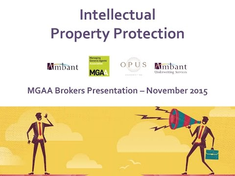 Intellectual Property Protection - Ambant & Opus Underwriting Services