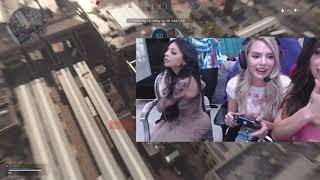 Alissa Violet FaZe Rain Teawap and FaZe Teeqo go into FaZe Adapts Stream 4/13/20