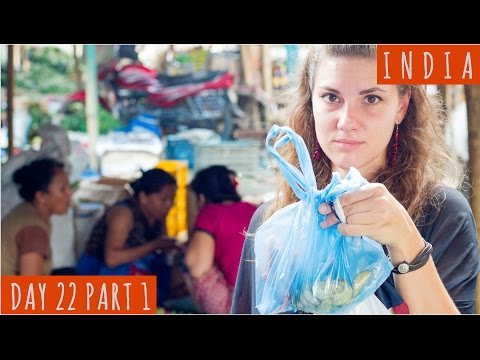 Shopping for Dog Meat and Bugs in Dimapur | DAY 22 Part 1