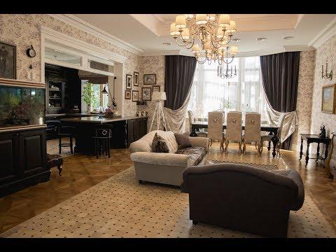 Продается 6-комнатная квартира в новом элитном доме клубного типа.