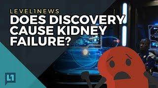 Level1 News November 14 2017: Does Discovery Cause Kidney Failure?