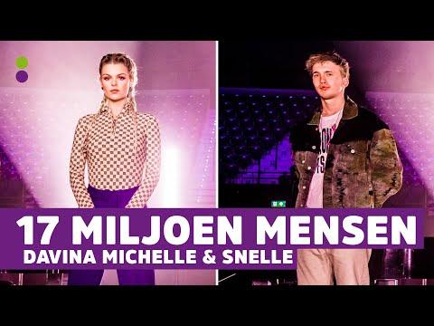 Davina Michelle \u0026 Snelle - 17 Miljoen Mensen (Live @ 538 In Ahoy)
