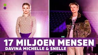 Davina Michelle & Snelle - 17 Miljoen Mensen (Live @ 538 in Ahoy)
