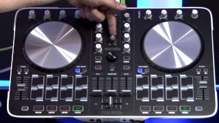 Fragmentos del vídeo tutorial Beatmix2  para Yo Serato