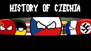 COUNTRYBALLS | History of Czech Republic (Historie České Republiky)