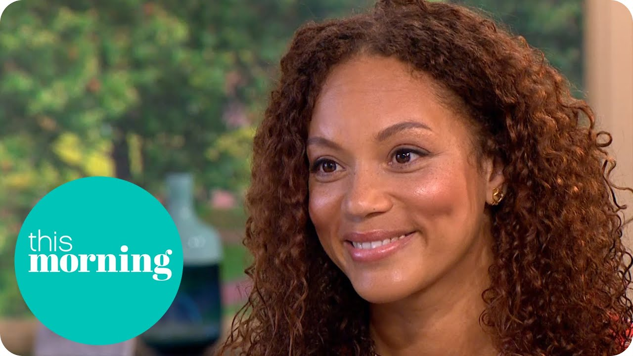 Angela Griffin Goes Back 35 Years for Brief Encounters | This Morning