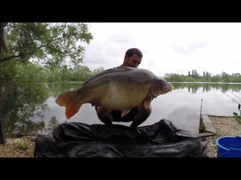 Carp Fishing - Etang De Bows - May '16 Pt 2