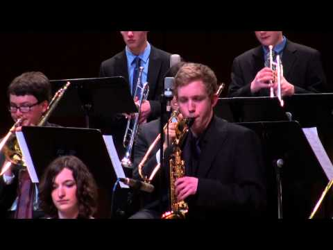 """Big Time"" played by New Hampshire All-State Honors Jazz Band"