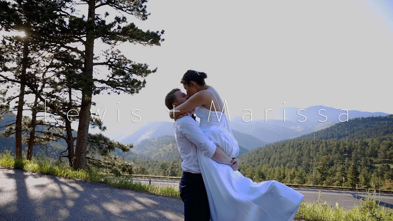 A Wedding in the Beautiful Mountains of Colorado | Lewis & Marissa | Wedding Film