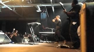 Ryan Leslie - Ups & Downs Live @Essigfabrik (Köln 27.04.2012)