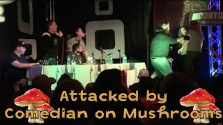 Jeremiah Watkins gets ATTACKED by Comedian on Mushrooms | KILL TONY