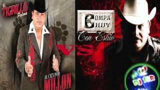 el tigrillo  vs el compa chuy mix 2011 D 1sR