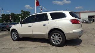 2011 Buick Enclave Conroe, The Woodlands, Spring, Tomball, Houston, TX X52105B