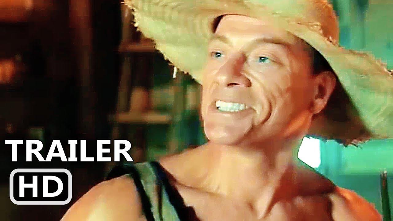 JEAN CLAUDE VAN JOHNSON All the Clips (2017) Van Damme, TV Show HD