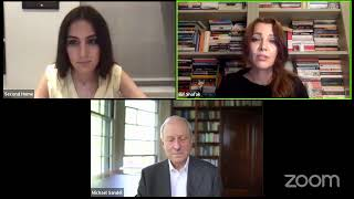 In conversation: Michael Sandel & Elif Shafak