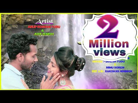 Buru Jharna aadi re    Santhali video    Dinesh & Minu   