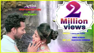 Buru Jharna aadi re || Santhali video || Dinesh & Minu ||