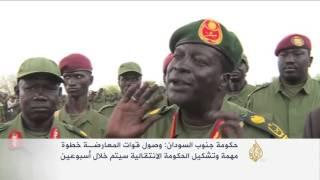 جوبا تستعد لعودة زعيم المعارضة رياك مشار