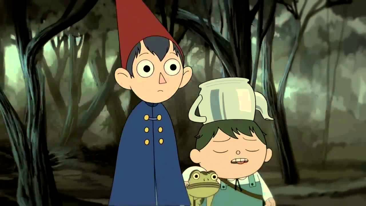 Over The Garden Wall Episode 1 Review Cbgog Youtube