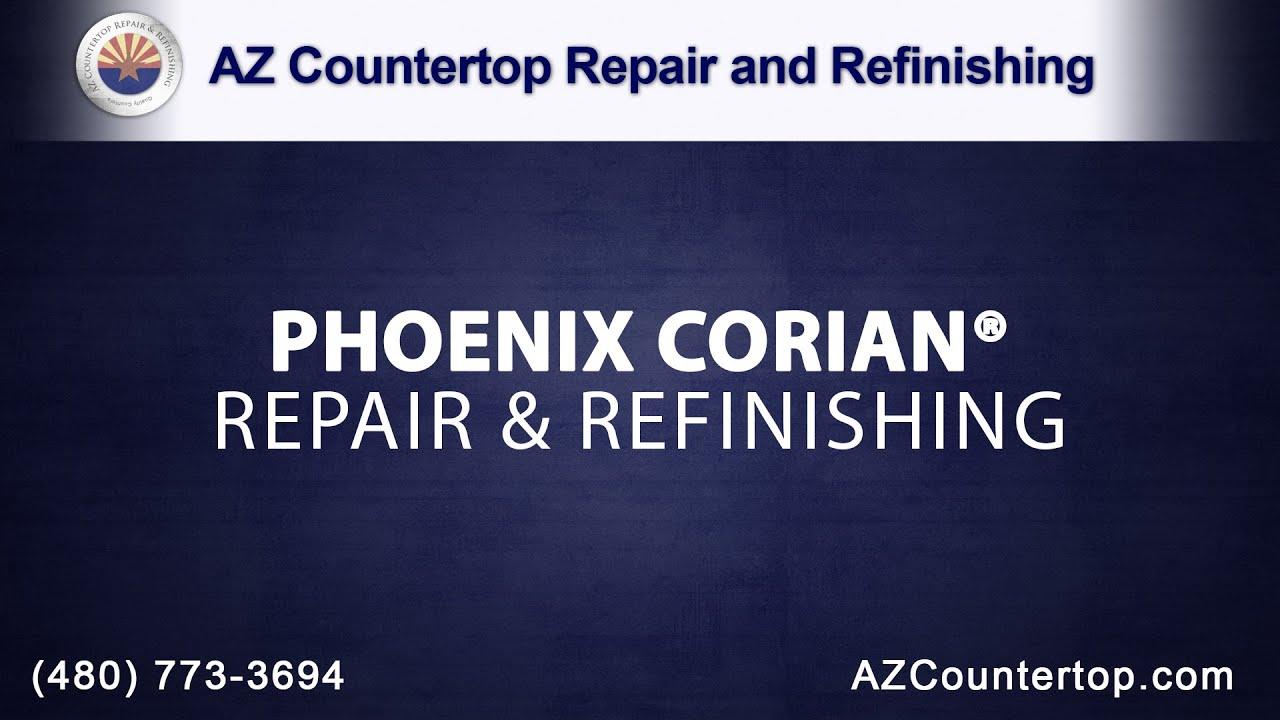 Phoenix Corian® Repair U0026 Refinishing By AZ Countertop