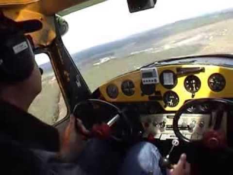 Ten years of flying WOPs Cessna 140