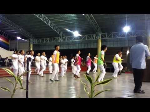 Youth for El Shaddai Dance Ministry - It's All About You